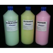 Alisado/ Shock De Keratina X 1 Litro