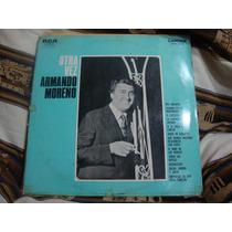 Long Play Disco Vinilo Armando Moreno Otra Vez