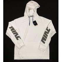Buzo Hoodie Nike Therma Fit - Termico - Unico - Original Usa