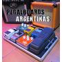 Pedalboard - Plataforma De Pedales Efectos Fx - 46x27