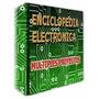 Colección Enciclopedia Visual Electronica + Proyectos+ Envío