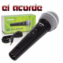 Microfono Multiuso Shure Sv100 - El Acorde Gral Pacheco