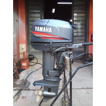 Motor Fuera De Borda Yamaha 25 Hp Impecable Estado