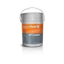 Cemento Alisado - Kit Classic Con Hidrolaca - Microcemento