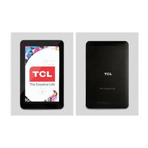 Tablet Tcl Tab7 7 Android Wifi 4 Gb - 3 Tapas De Colores