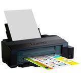 Impresora A3 Sistema Continuo Color Epson L1300 Ecotank