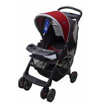 Cochecito P/bebes Little Rider 2 Posiciones Hasta 18kg Piedi