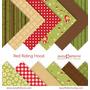 Kit Imprimible Pack Fondos Caperucita Roja Clipart