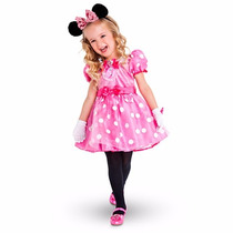 Disfraz Minnie Mouse - Original Disney Store!