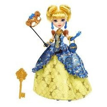 Ever After High Thronecoming Cupid, Apple, Raven Stock Ya