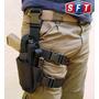 Muslera Tactica Swat Deluxe Negra De Semper Fi Tactical®