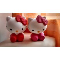 Alcancias Hello Kitty En Ceramica