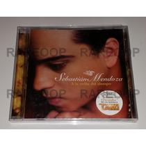 Sebastian Mendoza (cd) A La Orilla Del Tiempo Nuevo Cerrado