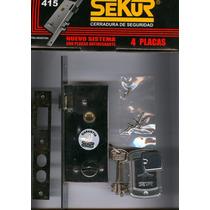 Cerradura Sekur Modelo 415