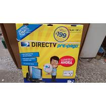 Directv Prepago Kit Antena 90 Cm Costa O Zonas De Baja Señal