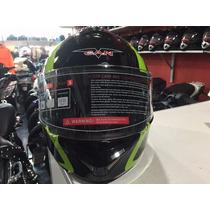 Casco V270 Vcan Modular C/visor . Rh Motos San Fernando