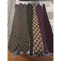 Corbatas Giorgio Armani. Precio Total Por 13 Corbatas