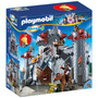 Playmobil 6697 - Super 4 - Castillo Del Barón Negro Playlgh