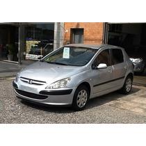 Peugeot 307 1.6 Nafta 5 Ptas Full-full Excelente, Anticipo $