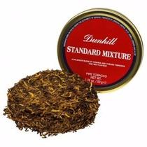 Tabaco Dunhill Standard Mixture - Lata 50gr - Oferta Única!