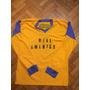 Camiseta De Juego Tipo Boca Juniors #2 Amarilo Y Azul