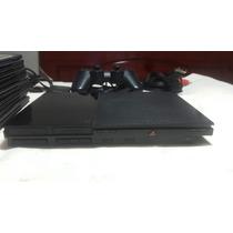 Playstation 2 Chipiada Con Juegos Memory 64mb