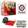 Juego De Loteria Y Bingo Ruibal Con Bolillero Bingo En Casa