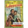 Afiche De Cine La Despedida Con Miguel Aceves Mejía 1957