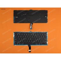 Teclado Macbook Air A1369 A1466 Mc965 Mc966 Mc503 Mc504 Us