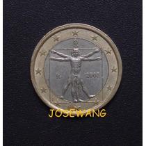 Euro, Moneda De Italiana Del Año 2002