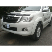 Toyota Hilux Srv 4x2 Cuero Impecable 71 Mil Km Reales