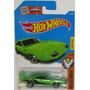Auto Hot Wheels 69 Dodge Charger Daytona Ploteado Unico Retr