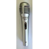 Microfono Dinamico Unidireccional Sn-918 P/ Karaoke C/cable