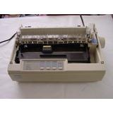 Impresora Usada Marca Epson Mod Lx 300+ La Mejor Centro