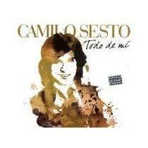 Sesto Camilo - Todo De Mi (digipack 2 Cd S + Dvd) P