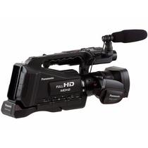 Filmadora Panasonic Mdh2 Pal Full Hd Mic Ext 20x Lcd 3 Pulg