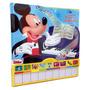 Libro Didactico Musical Mickey Con Piano Disney