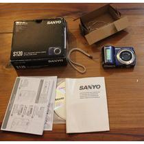 Cámara Sanyo Vpc-s120 12.1 Megapixel