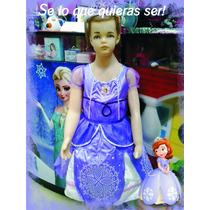 Vestido + Zapato: Princesita Sofia