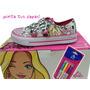 Zapatillas De Barbie Para Pintar Adnice! Incluye Marcadores!