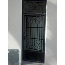 Fabricamos Puertas De Entrada Antiguas O Vintage De Hierro