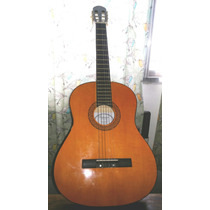 ¿¿ Guitarra Criolla C/funda Impecable ¿¿