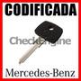 Copia Llave Codificada Chip Mercedes Benz Sprinter Mb Camion