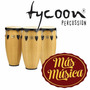 Tycoon Stc-3 B Congas Supremo Series 10 +11 +12 C/sop Ind