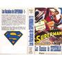 Superman 2 Vhs Las Hazañas De Superman Edicion Epoca Video