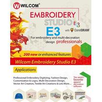 Wilcom Embroidery Studio E3 2016 ¡nuevo! + ¡300.000 Diseños!