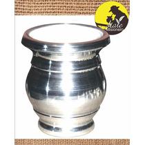 Mates De Aluminio (ideal Forrar Con Cuero).-