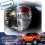 Ford Ranger Dde 2013 Aro(1) Luz Trasera Cromado Tuningchrome