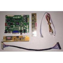 Kit Placa Controladora Lcd Arduino Raspberry Vst29 Hdmi Vga