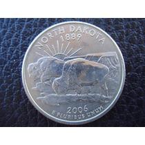 U. S. A. - Dakota Del Norte, 25 Centavos (cuarto) Año 2006